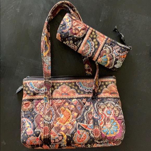 Vera Bradley Handbags - VERA BRADLEY Shoulder bag, earth tone print